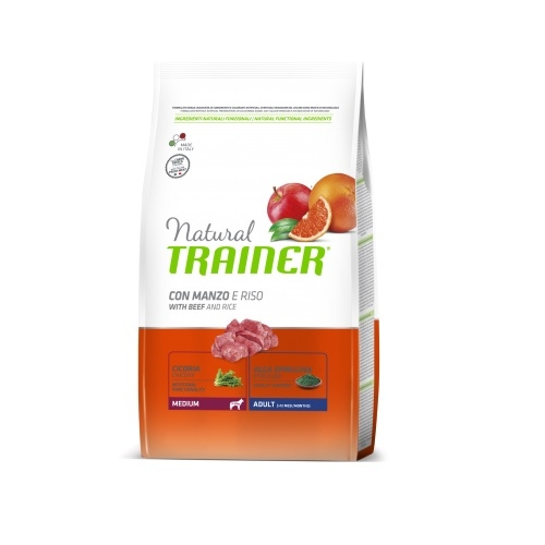 Trainer Natural ADULT MEDIUM (Jautiena) 12kg