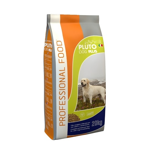 DG Professional Food PLUTO dog PLUS 500g/sveriamas