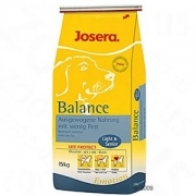 Josera Balance Light & Senior 15kg