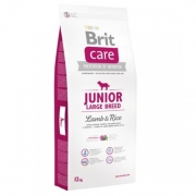 Brit Care Junior Large Breed Lamb&Rice 2x12kg