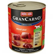 Animonda Gran Carno dog Adult, su jautiena 800g