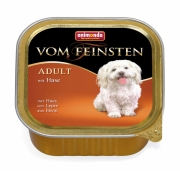 Animonda Vom Feinsten Adult dog, su triušiena 150g