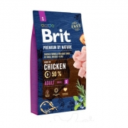 Brit Premium By Nature Adult S 2x8 kg