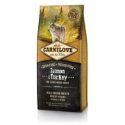 Carnilove Salmon&Turkey Large Breed Adult, 12kg