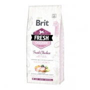 BRIT Fresh Chicken with Potato Puppy, 12 kg