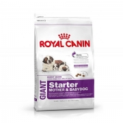 Royal Canin Giant Starter Mother & Babydog, 15 kg
