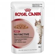 Royal Canin Instinctive in gravy / 12x85g konservai