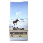 DG Cennamo HT dog Adult Medium Lamb&Rice 500g/sveriamas