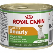 Royal Canin Mini Adult Beauty / 195g konservai