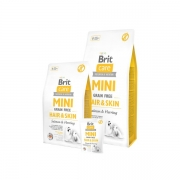 Brit Care Mini Hair&Skin, 7kg