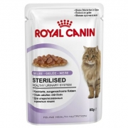 Royal Canin Sterilised in Jelly konservai, 12x85g