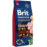 Brit Premium By Nature Senior L+XL, 15kg