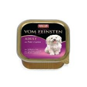 Animonda Vom Feinsten Adult dog, su kalakutiena ir ėriena 150g