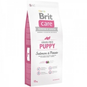 Brit Care Puppy All breed Salmon&Potato 12kg