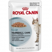 Royal Canin Hairball Care / 12x85g konservai