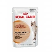 Royal Canin Intense Beauty in Gravy (SOS) / 12x85g konservai