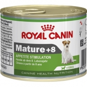 Royal Canin Mini Mature +8 / 195g konservai