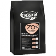 Natural Taste dog Adult Salmon su lašiša 7,5kg
