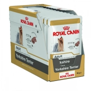 Royal Canin Yorkshire Adult konservai / 12x85g